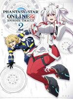ファンタシースターオンライン2 エピソード・オラクル第2巻 Blu-ray初回限定版【Blu-ray】