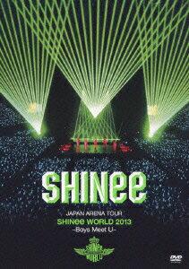 邦楽, ロック・ポップス JAPAN ARENA TOUR SHINee WORLD 2013Boys Meet U SHINee