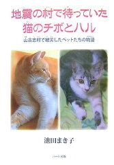 【送料無料】地震の村で待っていた猫のチボとハル [ 池田まき子 ]