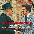 ベスト・クラシック100 46::ベートーヴェン:ピアノ協奏曲第5番「皇帝」&第4番