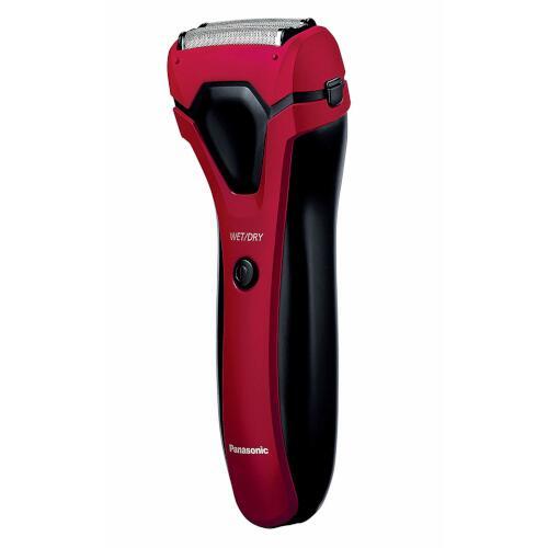 Panasonic メンズシェーバー (赤) 3枚刃 ES-RL15-R