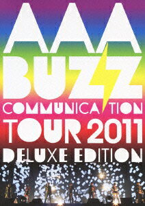 AAA Buzz Communication TOUR 2011 Deluxe Edition画像