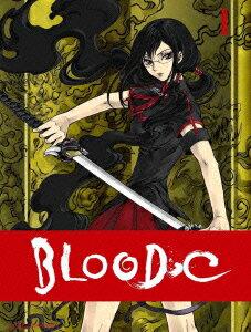 BLOOD-C 1【Blu-ray】画像
