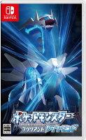 【特典】ポケットモンスター ブリリアントダイヤモンド(マナフィのタマゴ)の画像