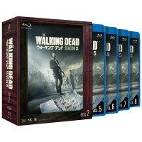 ウォーキング・デッド5 Blu-ray BOX-2【Blu-ray】