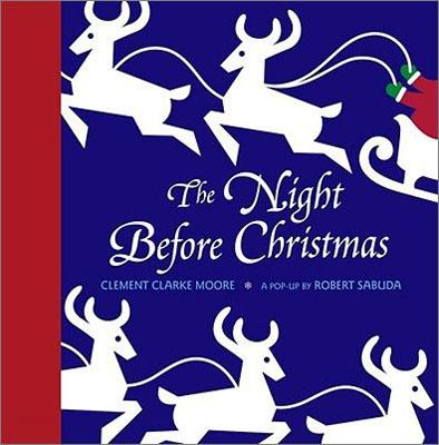Night Before Christmas Pop-Up POP UP-NIGHT BEFORE XMAS POP-U (Classic Collectible Pop-Up) ...