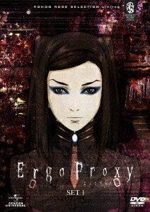 Ergo Proxy SET 1画像