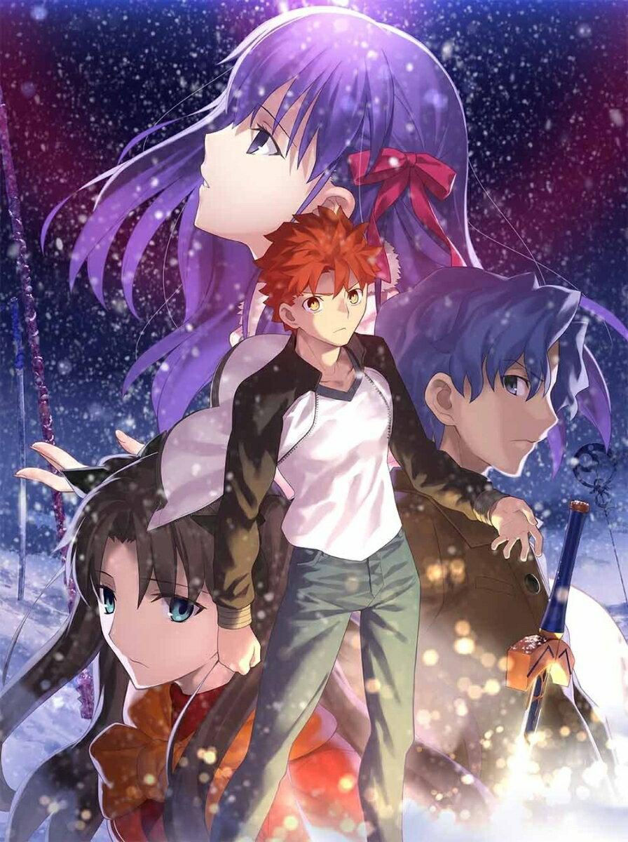 アニメ, キッズアニメ Fatestay night Heavens Feel I.presage flower()Blu-ray