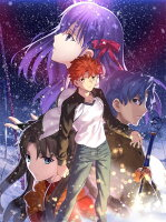劇場版「Fate/stay night [Heaven's Feel] I.presage flower」(完全生産限定版)【Blu-ray】