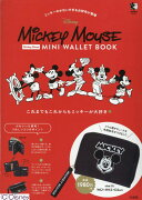 Disney Mickey Mouse MINI WALLET BOOK