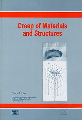 Creep of Materials and Structures [ T. H. Hyde ]
