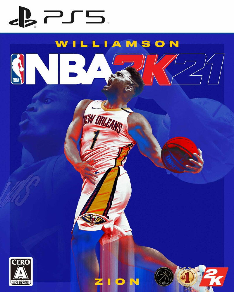 【早期予約特典】NBA 2K21 PS5版(ゲーム内アイテム2点)