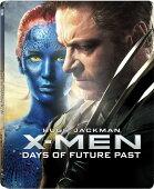 X-MEN:ファースト・ジェネレーション+フューチャー&パスト ブルーレイ版スチールブック仕様 【数量限定生産】【Blu-ray】