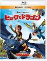 ヒックとドラゴン ブルーレイ&DVD<2枚組>【Blu-ray】