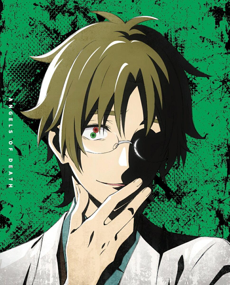 殺戮の天使 Vol.2(本編DISC+CD 2枚組)