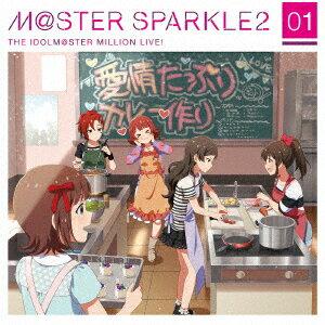 【楽天ブックス限定先着特典】THE IDOLM@STER MILLION LIVE! M@STER SPARKLE2 01(ポストカード)