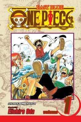 One Piece, Vol. 1, Volume 1画像
