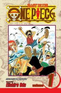 【送料無料】One Piece, Vol. 1