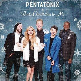 【楽天ブックスならいつでも送料無料】【輸入盤】That's Christmas To Me [ ペンタトニックス ]