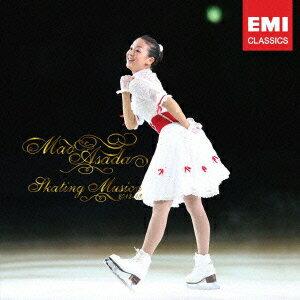 【送料無料】浅田真央スケーティング・ミュージック2012-13(CD+DVD) [ (クラシック) ]