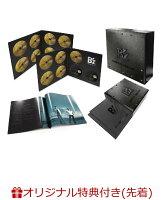 【楽天ブックス限定先着特典】B'z COMPLETE SINGLE BOX【Black Edition】 (A4クリアファイル付き)