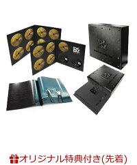 【楽天ブックス限定先着特典】 B'z COMPLETE SINGLE BOX 【Black Edition】 (A4クリアファイル付き)
