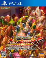 カプコン ベルトアクション コレクション 通常版 PS4版の画像
