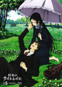 閃光のナイトレイド VOL.5【Blu-ray】画像