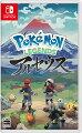 【特典】Pokemon LEGENDS アルセウス(【早期購入外付特典】プロモカード「アルセウスV」 ×1+【ゲーム内アイテム】着物セット ガーディ(ヒスイのすがた))の画像