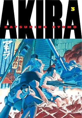 洋書, FAMILY LIFE & COMICS AKIRA 3(P) KATSUHIRO OTOMO