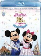 ドリームス オブ 東京ディズニーリゾート 25th アニバーサリーイヤー マジックコレクション【Blu-ray】 【Disneyzone】