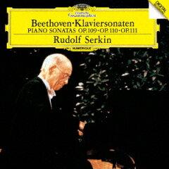 ベートーヴェン - ピアノソナタ 第30番 ホ長調 作品109(ルドルフ・ゼルキン)