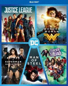 DC 5 フィルムコレクション【Blu-ray】