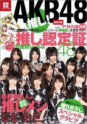 【送料無料】AKB48 推し!