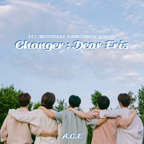 CD, 韓国(K-POP)・アジア 2ND A.C.E