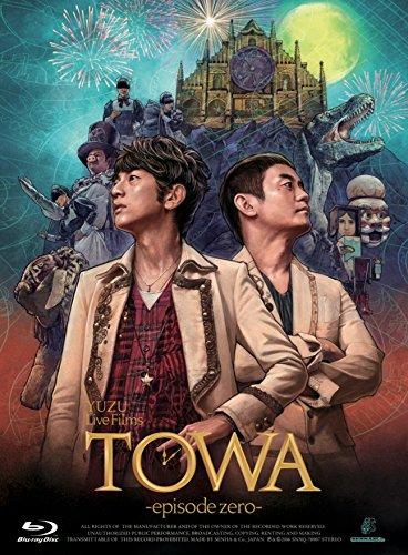 LIVE FILMS TOWA -episode zero-【Blu-ray】画像