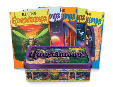 Goosebumps 25th Anniversary Retro Set GOOSEBUMPS 25TH ANNIV RETRO-5V (Goosebumps) [ R. L. Stine ]