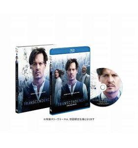 【楽天ブックスならいつでも送料無料】トランセンデンス【Blu-ray】 [ ジョニー・デップ ]