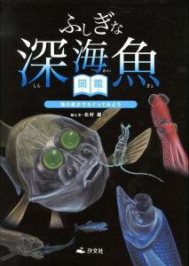 ふしぎな深海魚図鑑(海の底までもぐってみよう) [ 北村雄一 ]