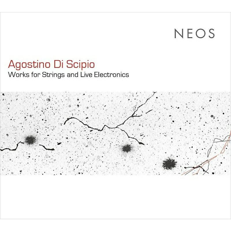 【輸入盤】Works For Strings & Live Electronics: Derinni Zadory(Vn) Topalovic(Vc) Quartetto Prometeo Etc画像