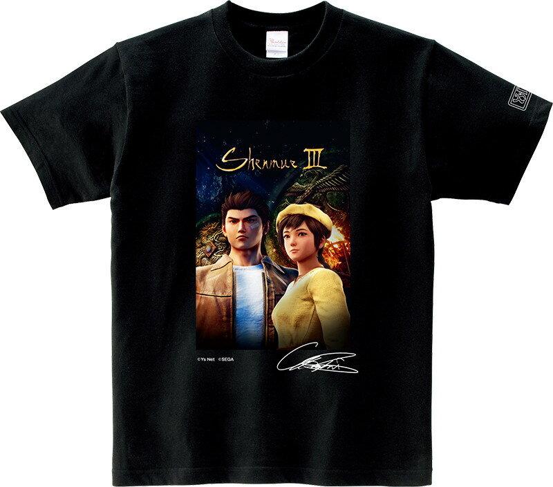 『 シェンムー III 』 オフィシャル Tシャツ Lサイズ