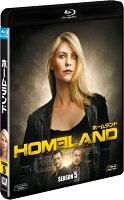 HOMELAND ホームランド シーズン5 SEASONS ブルーレイ・ボックス【Blu-ray】