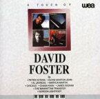 【輸入盤】Touch Of David Foster [ David Foster (AOR) ]