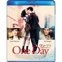【楽天ブックスならいつでも送料無料】ワン・デイ 23年のラブストーリー【Blu-ray】 [ アン・ハ...