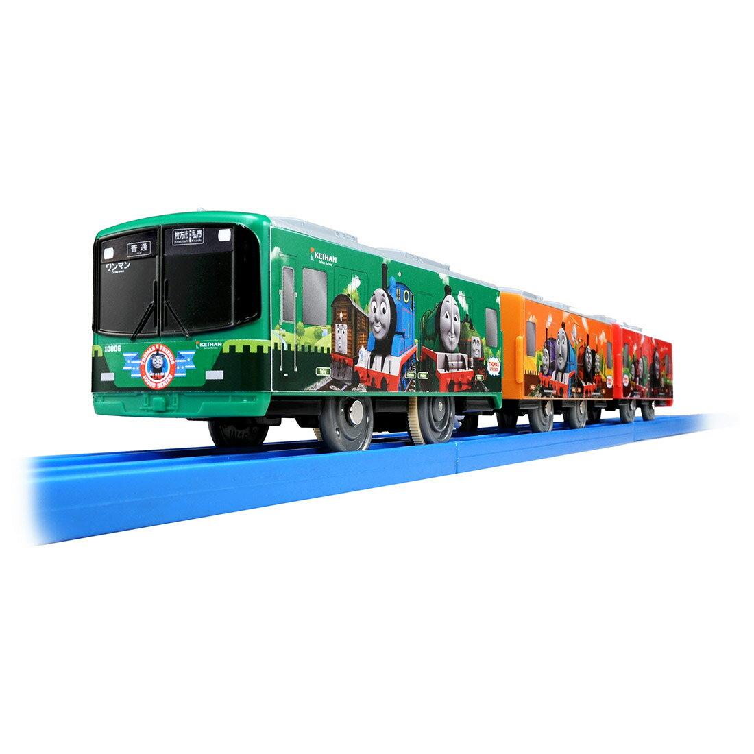プラレール SC-10 京阪電車10000系きかんしゃトーマス号2015画像