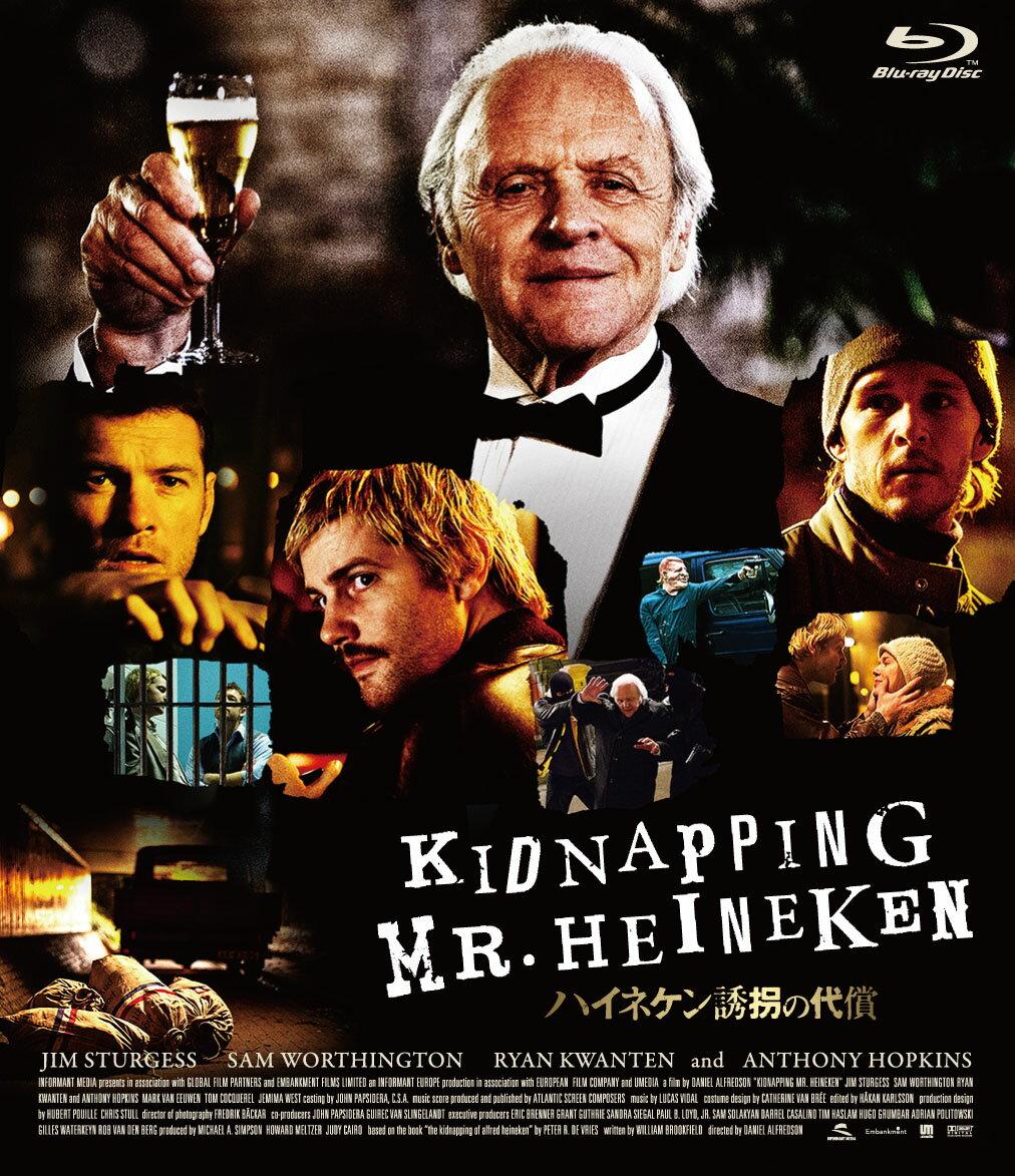 產品詳細資料,日本Yahoo代標|日本代購|日本批發-ibuy99|CD、DVD|Blu-ray|ハイネケン誘拐の代償【Blu-ray】 [ アンソニー・ホプキンス ]