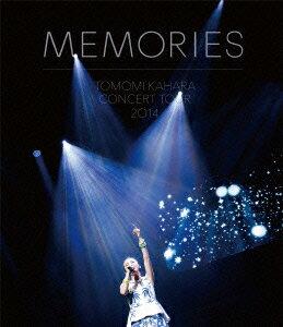 TOMOMI KAHARA CONCERT TOUR 2014 〜MEMORIES〜【Blu-ray】画像