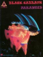 【輸入楽譜】ブラック・サバス: Balck Sabbath-Paranoid: Guitar Recorded TAB(+CD)