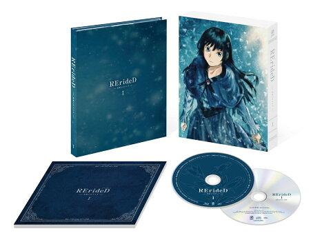RErideD -刻越えのデリダー Blu-ray BOX I【Blu-ray】 [ 小野賢章 ]