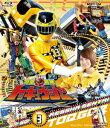 烈車戦隊トッキュウジャー VOL.3【Blu-ray】 [ 志尊淳 ]